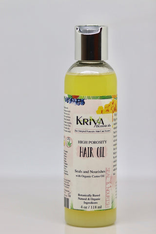 Kriya Botanicals - High Porosity Hair Oil