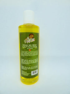 My Honey Child – Honey Bee Sweet Scalp Exfoliator