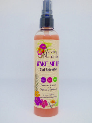Alikay Naturals – Wake me up curl refresher