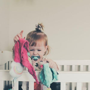 Your Child's Attachment To Their Cuddly/Blanky Explained