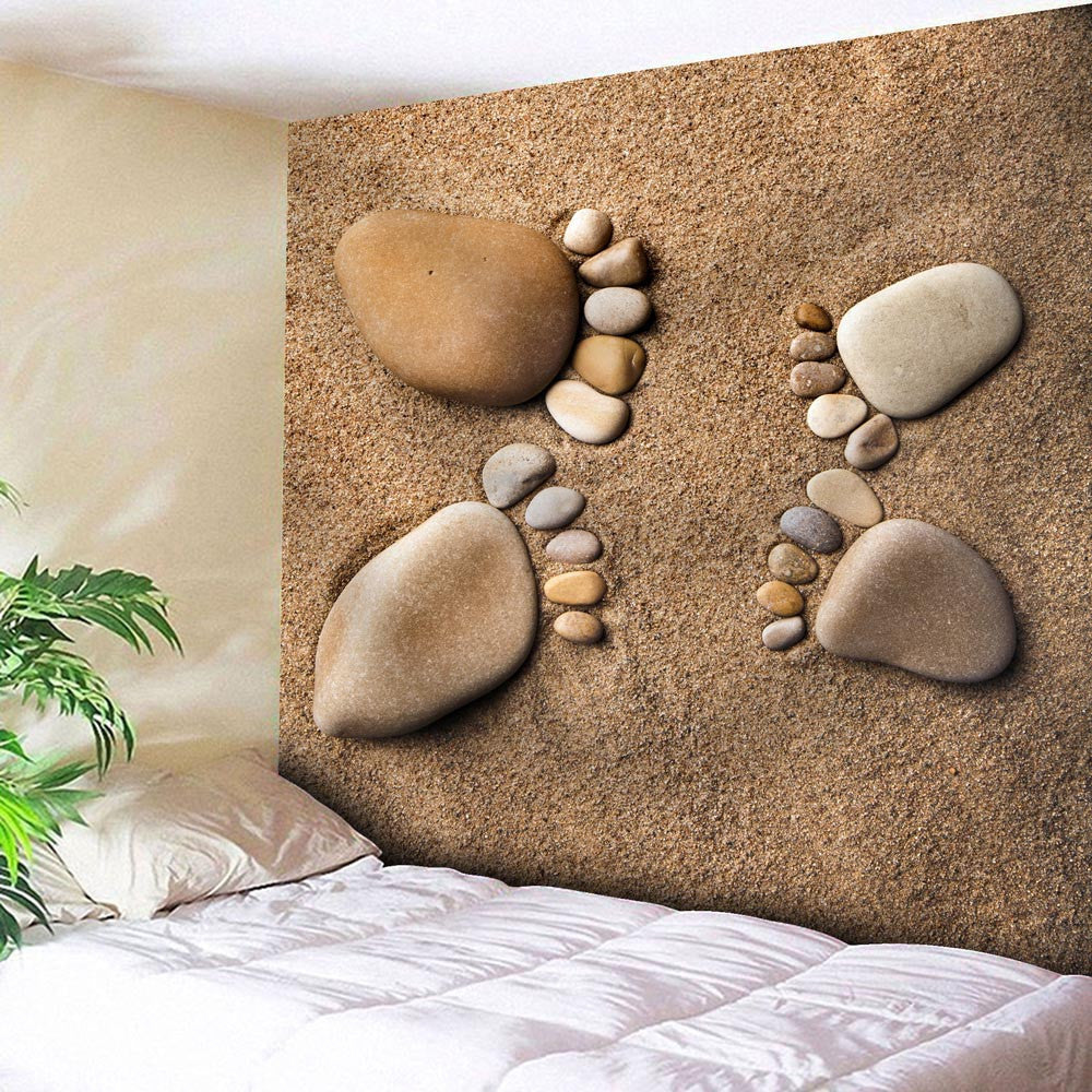 Stones Wall Hanging Tapestry