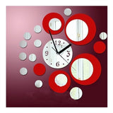 DIY 3D Acrylic Wall Clock
