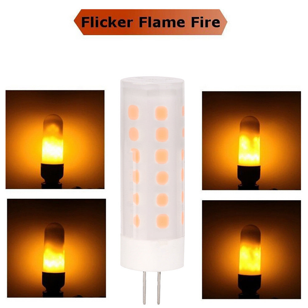 LED Flame Effect Decoration Lamp