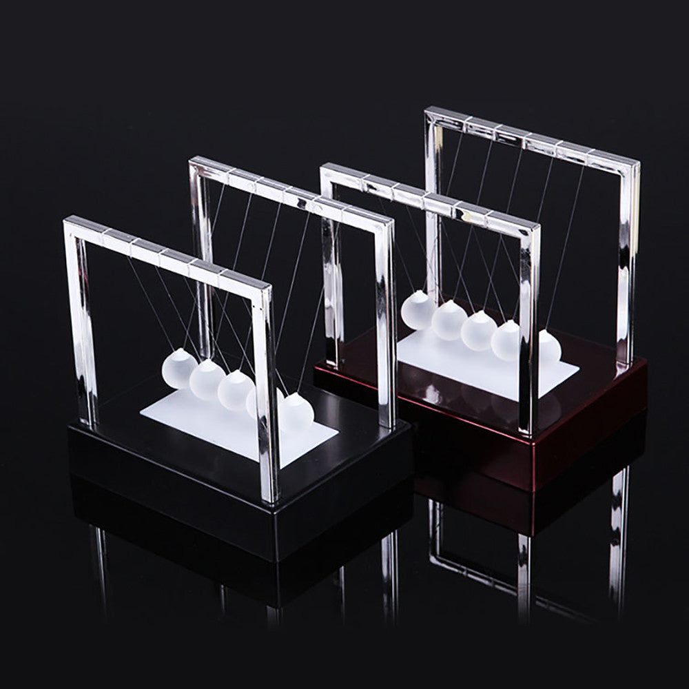 Newtons Cradle LED Light Up