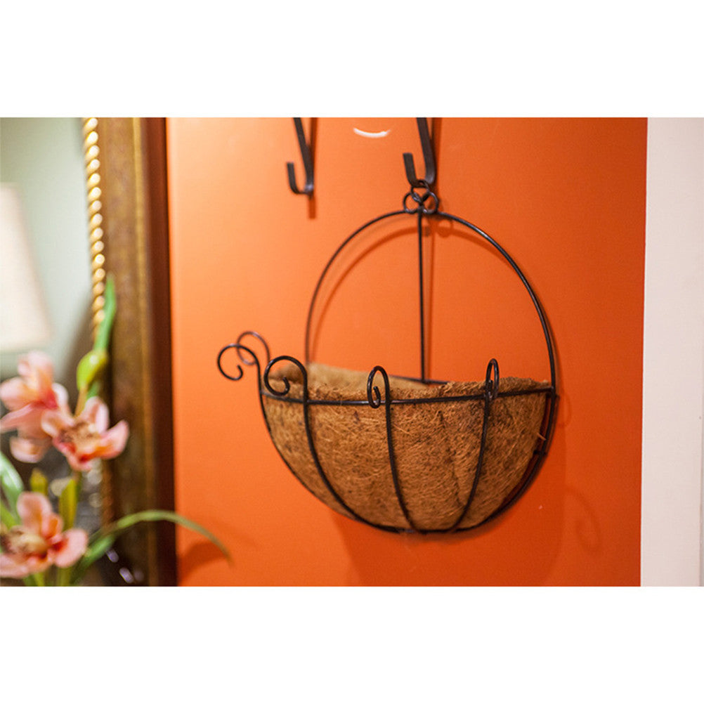 Metal Coconut Hanging Basket