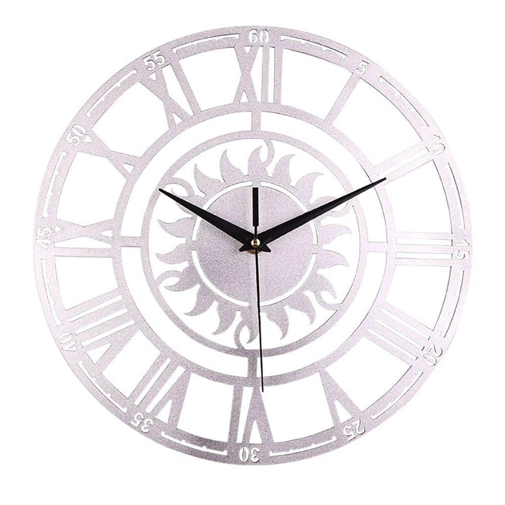 Creative Retro Decorative Wall Clock