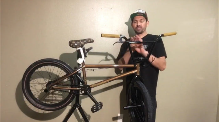 How to build up a 2020 Fitbikeco Scumbag complete bike
