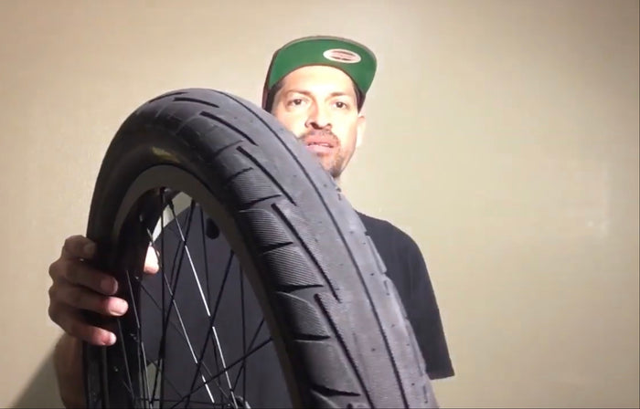 Primo 555c Connor Keating tire explained & review
