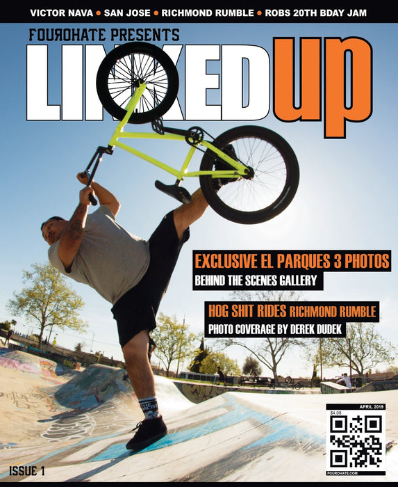"Norcal - ""Linked up"" Digital Magazine"