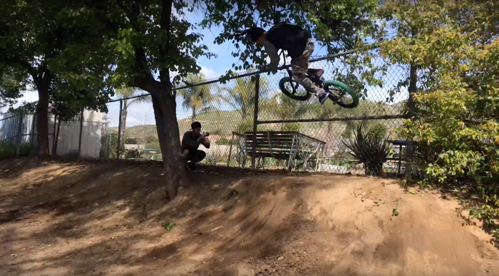 BMX Up & Comers: Anthony Ledesma