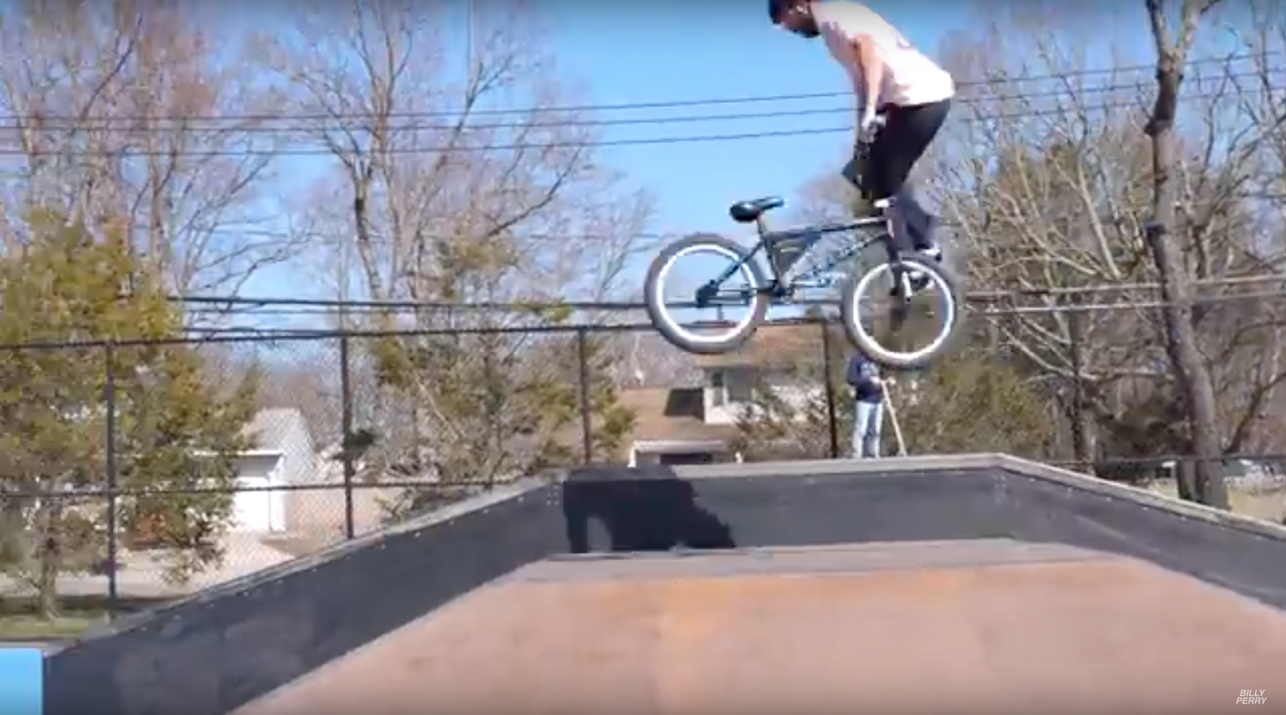 Billy Perry - Freecoaster BMX Challenge