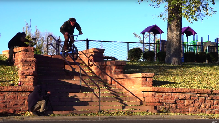 "Odyssey - Travis Hughes ""It's chill"" video"