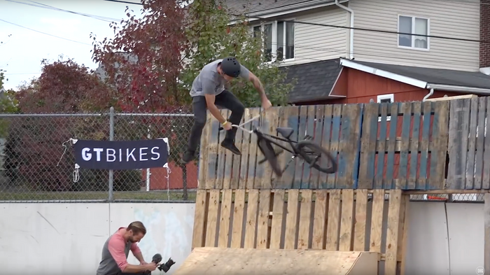Mad Mike's jamtastic Voyage - In the cut - Dig BMX