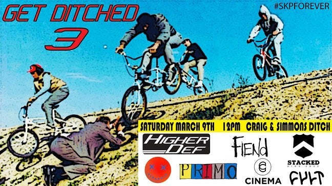 Higher Def get ditched jam 3 March 9th in North Las Vegas, Nevada