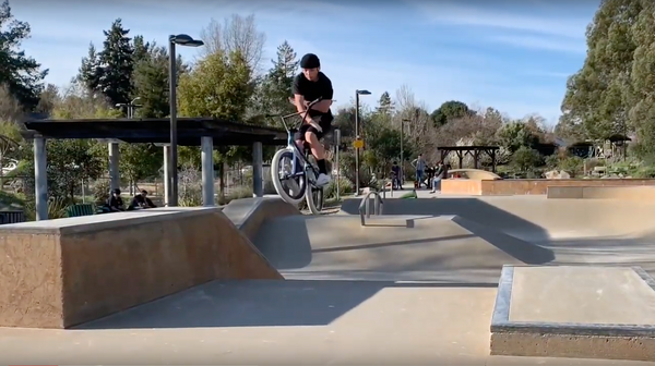 Watch Nate shred the Bay Area