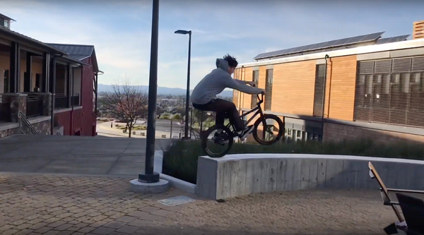 Watch Lane Hawley Shred