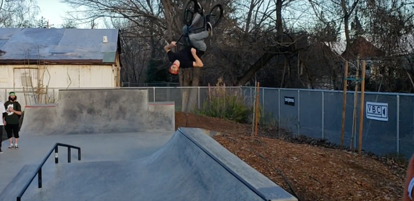 What Tyler Dwelle slay some parks