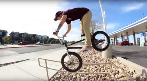 Matt Closson Higher Def video dig bmx