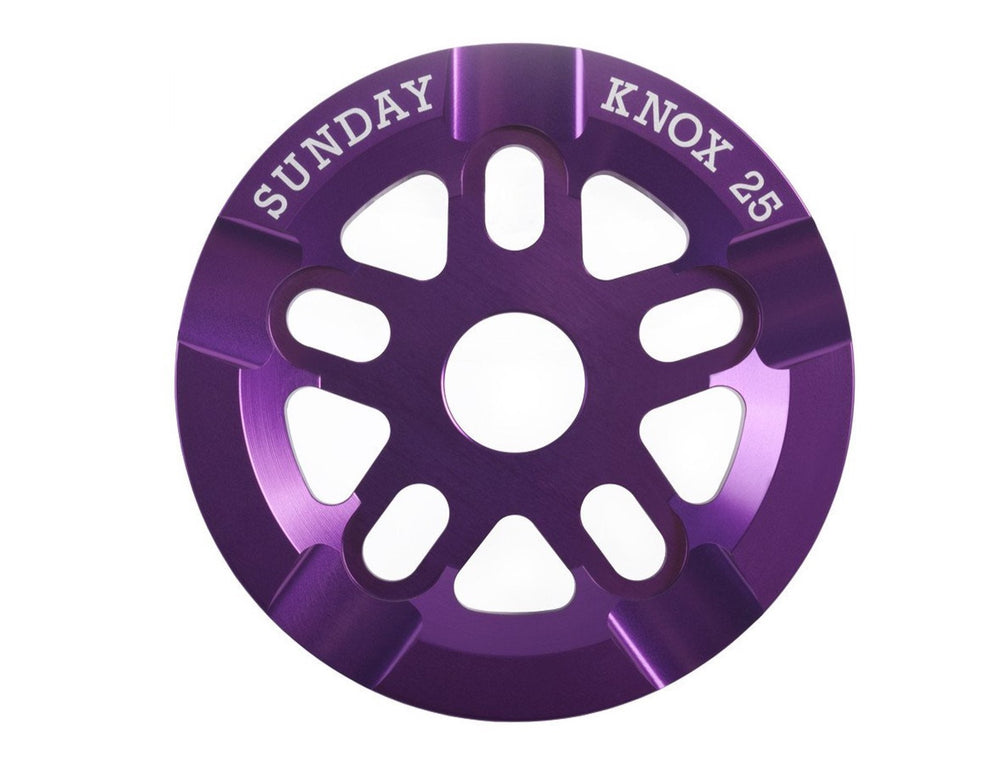 Sunday: Knox Guard sprocket