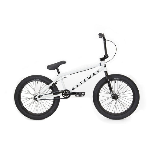 "2020 Cult 20.5"" Gateway complete bike - White"