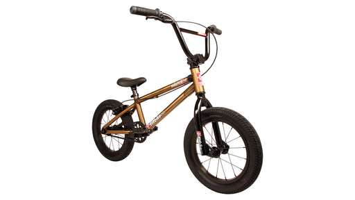 "2020 Fitbikeco Misfit 14"" Complete Trans Gold"