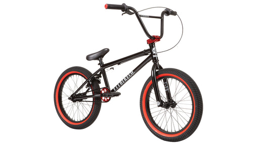 "2020 Fitbikeco 18"" Eighteen Complete ED Black"