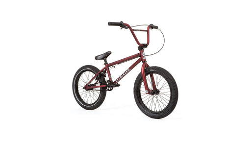 "2020 Fitbikeco 18"" Eighteen Complete Matte Dark Red"