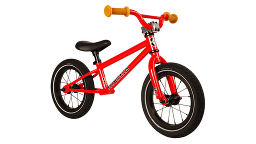 "2020 Fitbikeco Misfit 12"" Balance Complete Bike Bright Red"