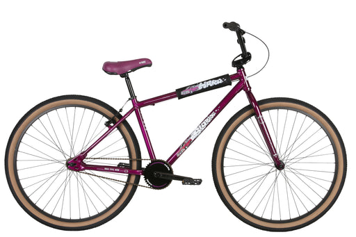 "2021 Haro Sloride 29"" complete bike Gloss Purple"