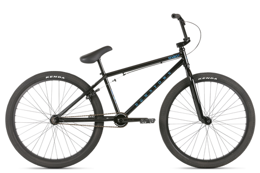 "2021 Haro Downtown 26"" complete bike black"