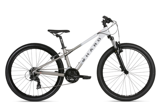 "2021 Haro Flightline 26"" complete bike Gray fade"