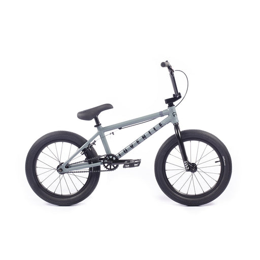 "2021 Cult 18"" Juvenile complete bike Grey"
