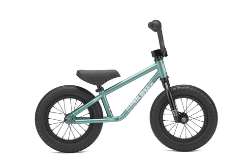"2021 Kink Coaster 12"" complete bike Gloss Pine green"