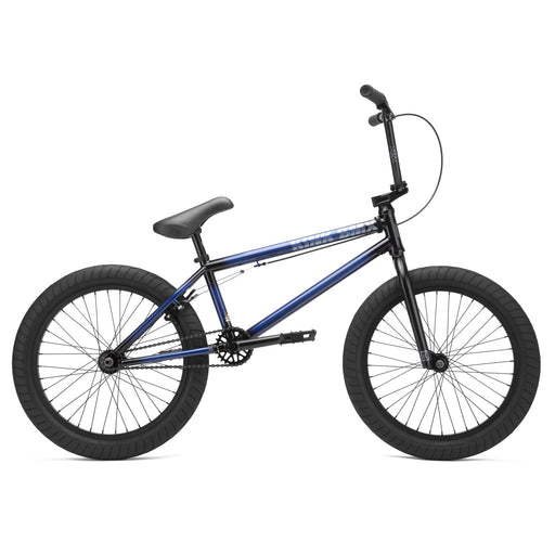 The 2021 Kink Gap complete bike in Gloss Friction Blue is an amazing bike to start bmxing. Strong enough for an adult designed for a kid to shred. Similar to a pro's bike built at a great price.