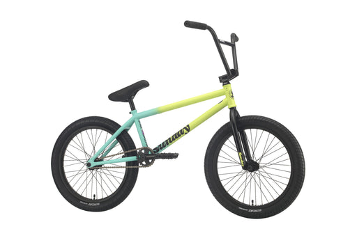 2021 Sunday Street Sweeper complete bike Jake Seeley Matte Green Fade