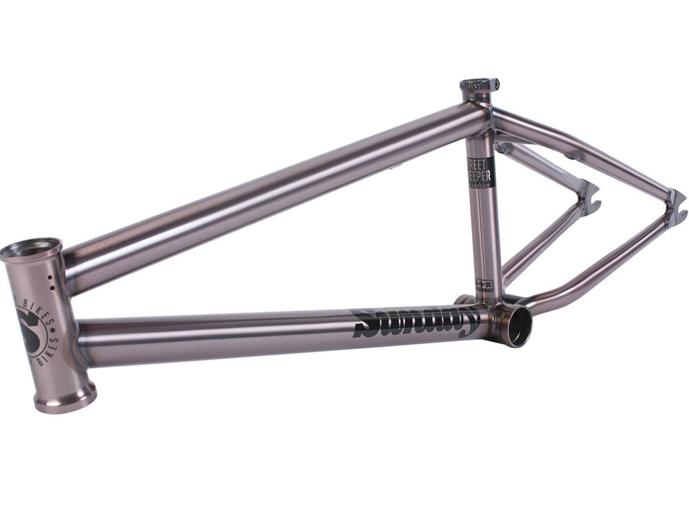 Sunday: Jake Seeley signature street sweeper frame