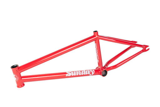 Sunday: Nightshift frame Ruby Red