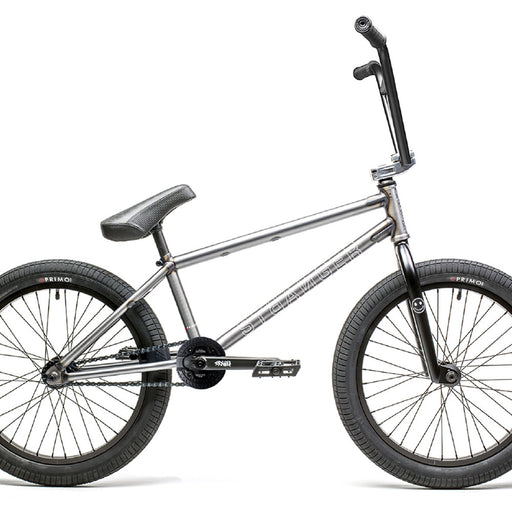 2021 Level Freecoaster Complete bike Matte Raw