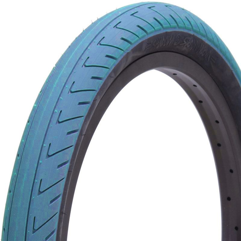 The Shadow Conspiracy: Simone Barraco signature Strada Nouva tire Polar Blue