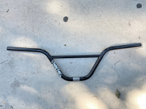 Broke Boyz Jakob Santos cruiser bars Gloss black