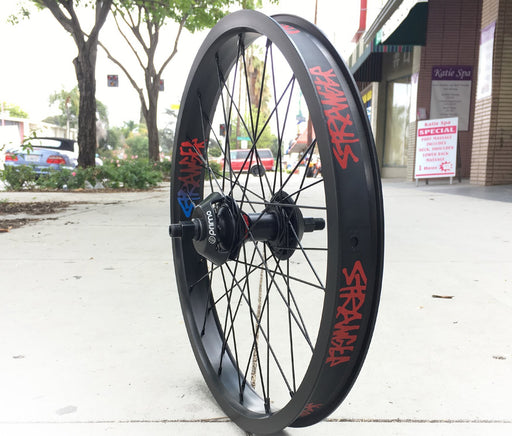 Stranger Sealed Crux XL 9t cassette rear wheel