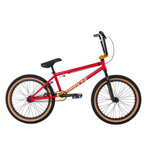 AVAILABLE VERY SOON... 2021 Fit bike co Series One (SM) Complete Bike Gloss Red