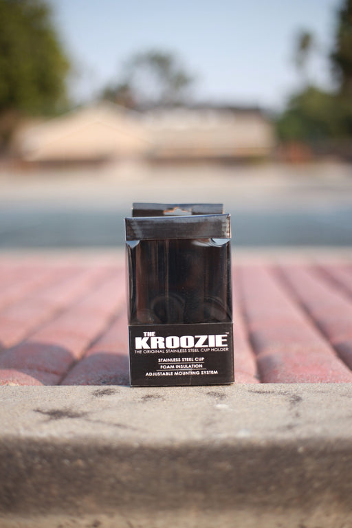 Kroozie Bicycle Cup Holder Black