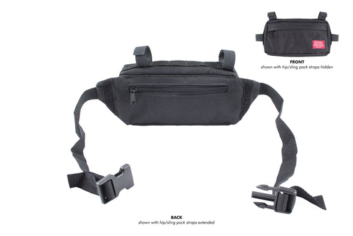 BMX bike bicycle handle bar frame bag fanny pack odyssey bag odyssey frame bag bike bag