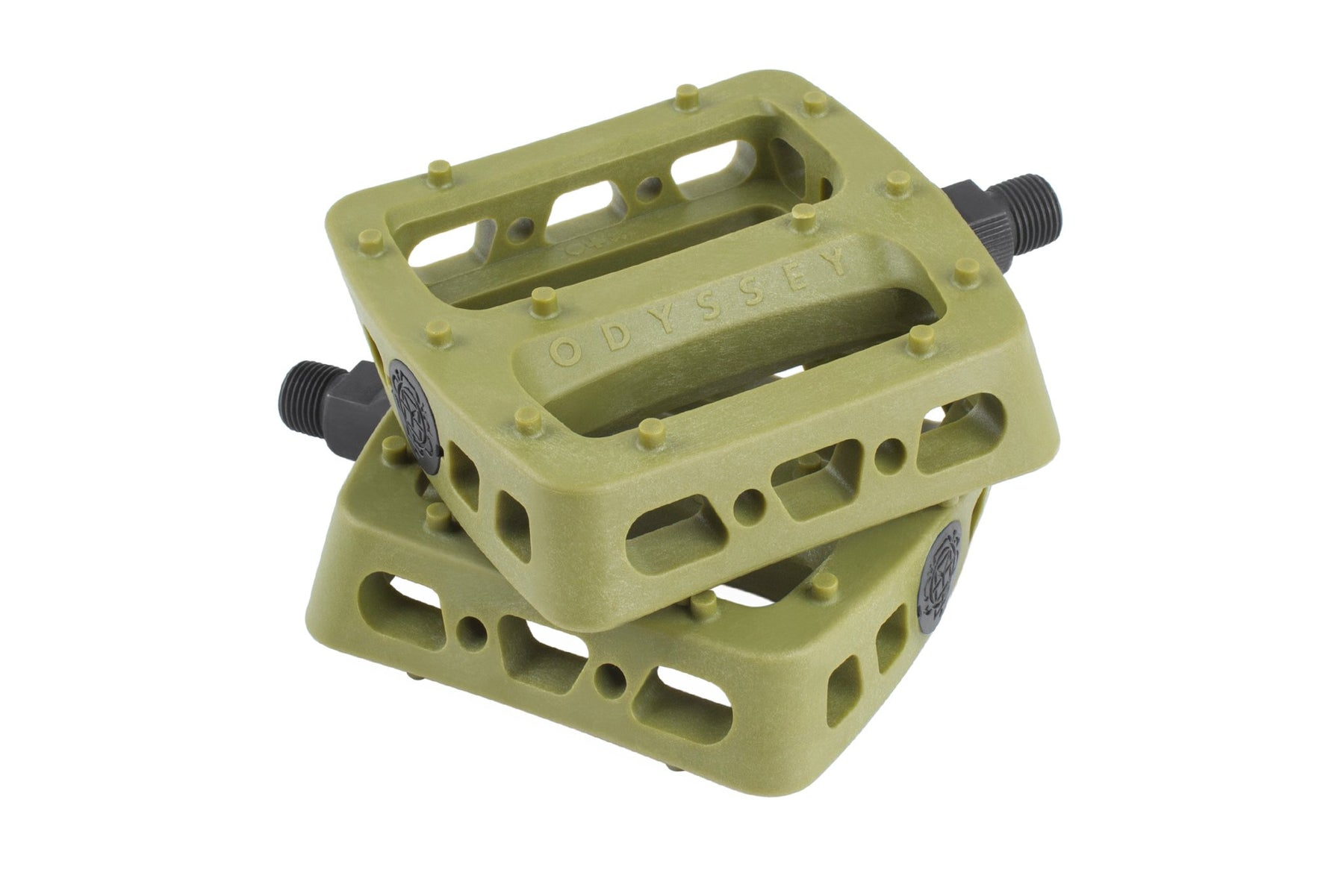 Odyssey Twisted PC Pro pedal Army Green