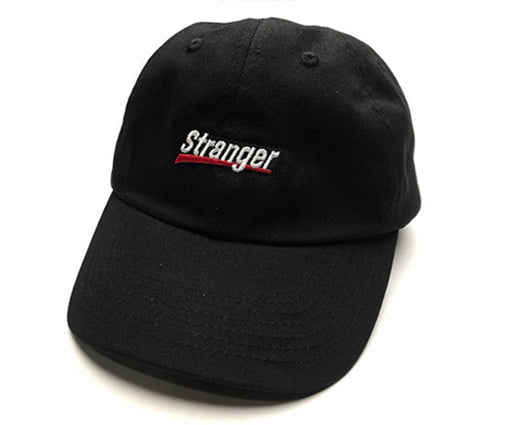 Stranger Energy Cap Black