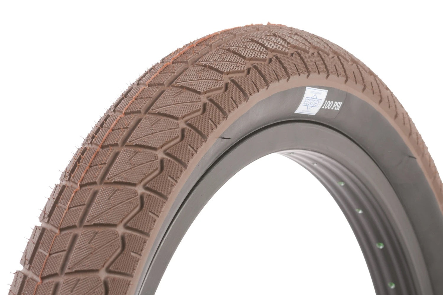 Sunday: Current tires Brown