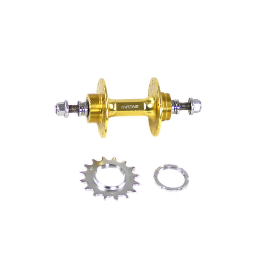 Throne Fixed hub Gold
