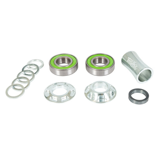 Total Bmx - Sealed Team Mid Bottom Bracket Silver