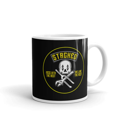 Patch 110z coffee mug